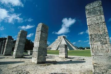 Chichen Itza Tour, Merida City Sightseeing and Kab