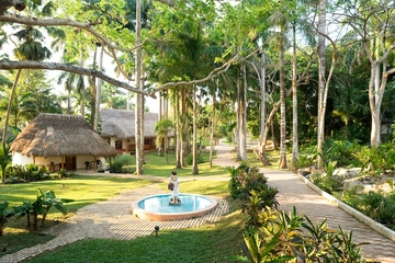 Excursão de 2 dias saindo de Cancún: Chichen Itza e Mayaland Resort