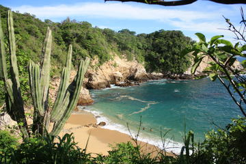 Huatulco City Sightseeing Tour