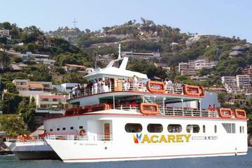 Iate de Cruzeiro Acapulco Acarey