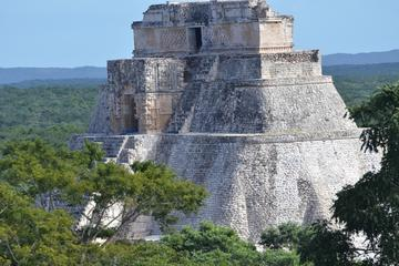 Private Tour to Uxmal with a Professional Guide