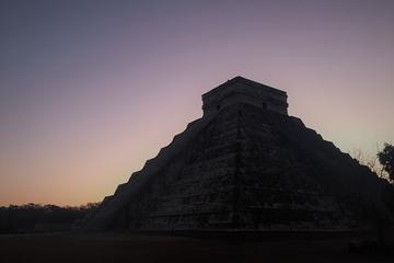Privileged Early Sunrise Access To Chichen Itzá from Mérida