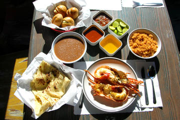Puerto Nuevo  Lobster and other delicacies