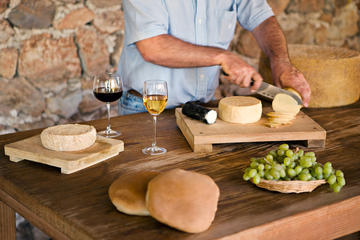 The Cheese And Wine Tour
