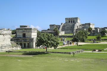 Tulum Ruins and Tankah Park Eco-Adventure Tour fro