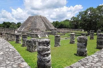 Yucatan's Hidden Treasures: Mayapan Loltun Caves and Antique Monastery in Mani