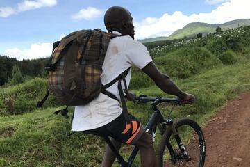 1 day Kilimanjaro Cycle Shira Route