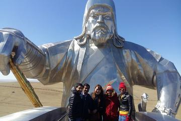PRIVATE DAY TOUR TO GENGHIS KHAN'S