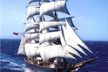 Aventura en barco en gran velero en Sidney en el James Craig