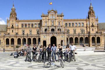 Fahrradtour durch Sevilla