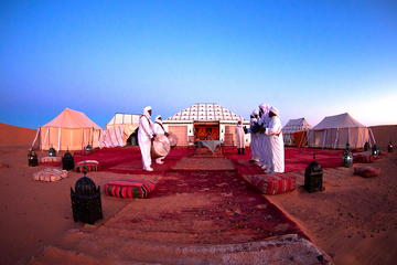 3 Days Private Trip to Marrakech via Desert from fez luxury Option