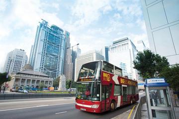 乗り降り自由の香港Big Busツアー
