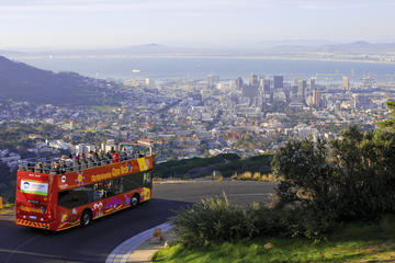 1- or 2-day Cape Town Hop-on Hop-off...