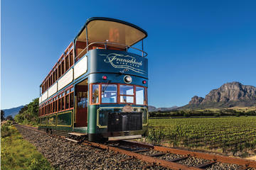 Franschhoek Wine Tram from Cape Town