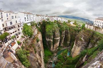Excursión de un día privada a Ronda desde Málaga