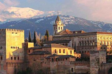 Gita giornaliera a Granada da Siviglia con ingresso saltafila