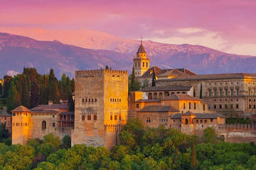 Granada Day Trip from Malaga