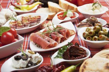 Malaga-tur med tapas og vin