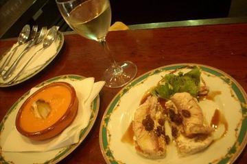 """Recorrido de vinos y tapas """"gourmet..."""