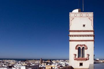 Recorrido privado a pie de Cádiz con la Torre de Tavira