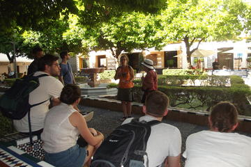 Seville Highlights Guided Walking Tour