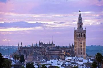 Seville Cathedral and Giralda Tower...