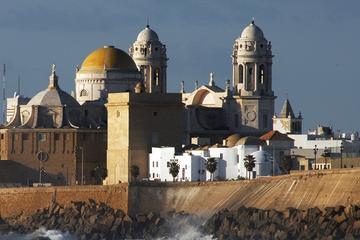 Visite touristique d'une journée à Cadix et à Jerez au départ de...