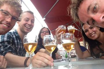 Treasure Hunt and Beer Tasting in Brussels
