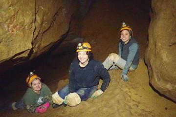 Book Wild Cave Tour at Pigeon Mountain on Viator