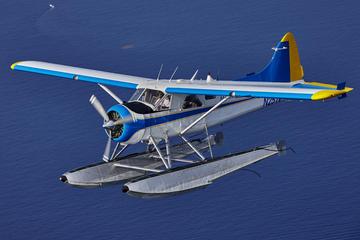 Flug mit dem Wasserflugzeug über Miami