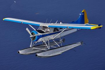Vlucht per watervliegtuig over Miami