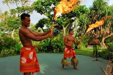 Viagem diurna para grupos pequenos pelo Polynesian Cultural Center e...