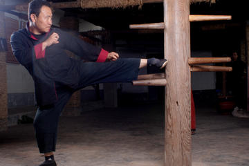 One-day Kung Fu Experience in Kungfu Family