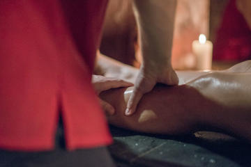 Banhos Árabes e 30 min de massagem no...