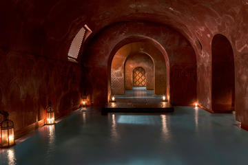 Arabian Baths and15 min massage at...