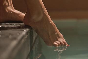 Banhos Árabes e 60 min de massagem no...