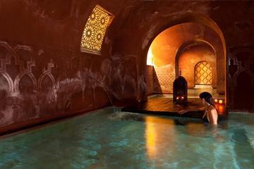Experiência nos Banhos Árabes no Hammam Al Ándalus em Madri