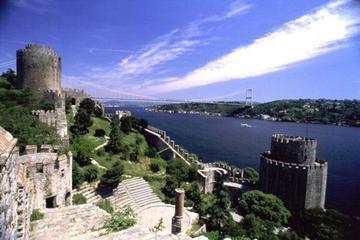 Excursão em Istambul com cruzeiro pelo Bósforo e Palácio de Dolmabahçe