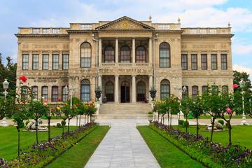 Visita al Palacio Dolmabahce en Estambul
