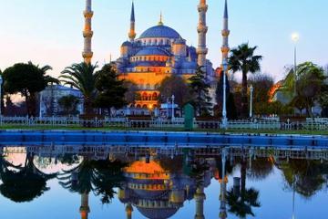 Visite de la ville d'Istanbul
