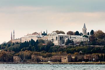 Visite des reliques ottomanes d'Istanbul: palais de Topkapi et...