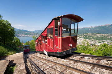 Escursione al Monte Brè a Lugano