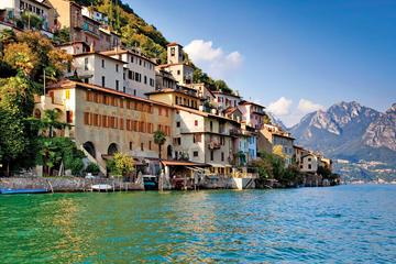 Gandria Tour From Lugano: Romantic...