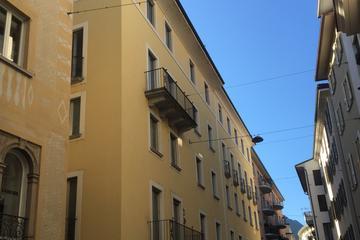 Lugano Architectural Walking Tour