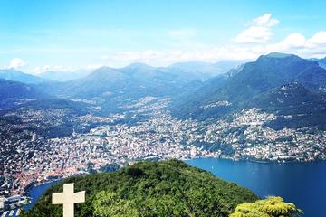 Monte San Salvatore a Lugano