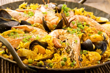 Kookworkshop Madrid: leer paella maken