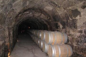 Recorrido vinícola guiado de un día a...