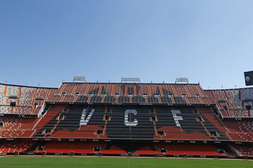 Mestalla Valencia CF Entrance Ticket