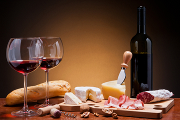 Culinaire wijnproeverij Rome
