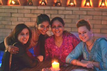 Cinco noites para a Experiência do Diwali e para a excursão privada...